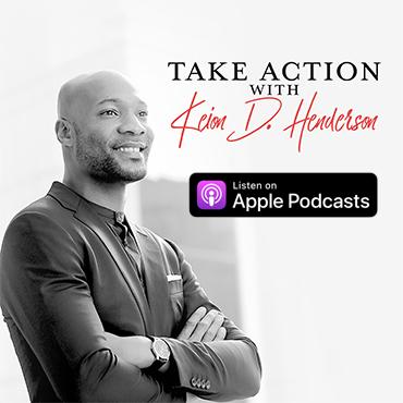 TakeAction Pocasts Pocasts Keion Henderson Sermons